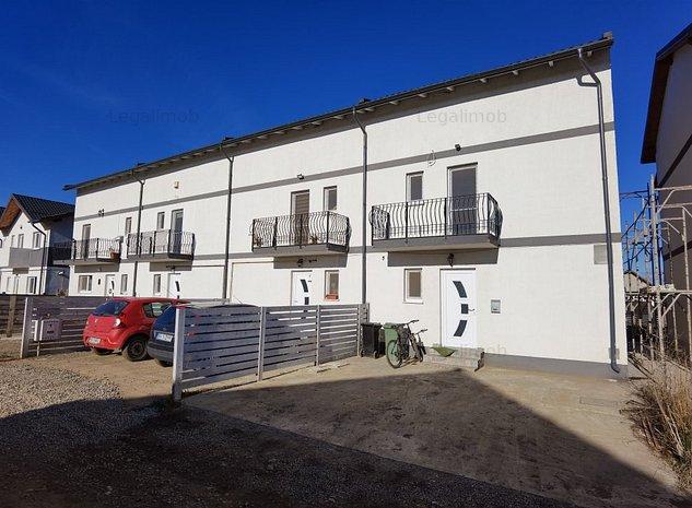 Promotie - Casa Parter si Etaj, cu 3 camere + Curte 200 mp + Mansarda - imaginea 1