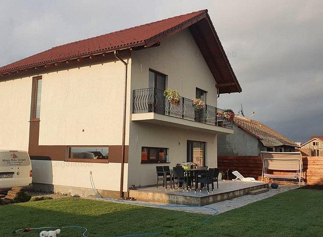 Casa Single - 4 camere - Direct Dezvoltator - Comision 0 - imaginea 1