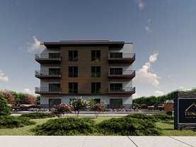 Apartament de vânzare sau de închiriat 2 camere, în Otopeni, zona Central
