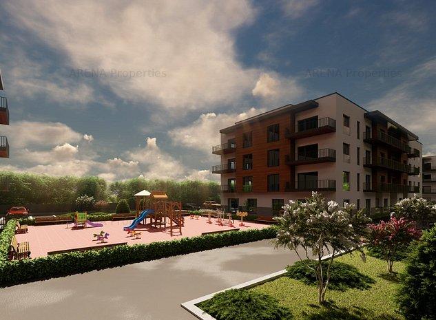 Apartament PREMIUM 2 camere, incalzire in pardoseala, LIFT - arenaproperties.ro - imaginea 1