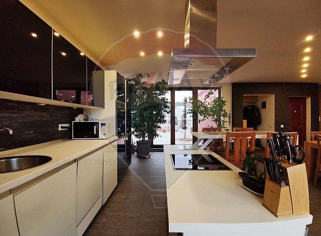Penthouse 3 camere | SU 120 mp | Terasa 94 mp - imaginea 1