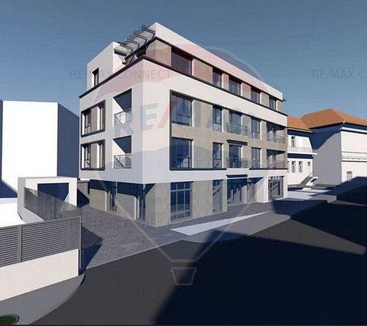 Spatiu de birouri | Spatiu comercial nou | Zona centrala Calea Motilor - imaginea 1