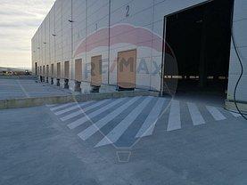 Închiriere spaţiu industrial în Jucu