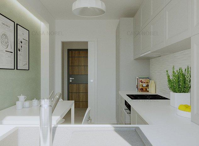 Apartament 3 camere Victory by Casa Nobel - imaginea 1