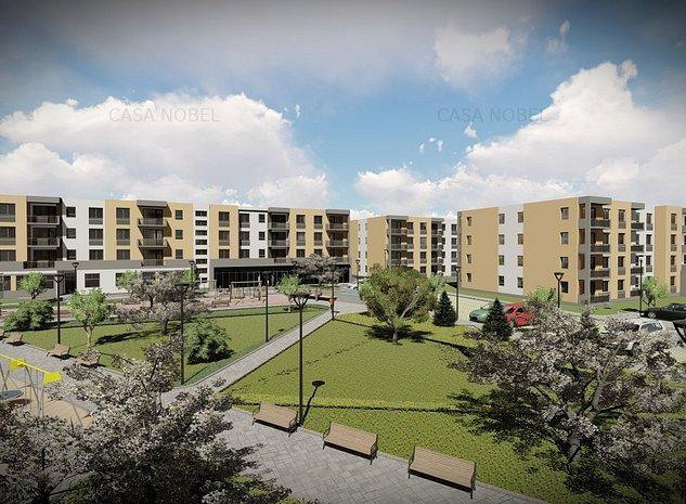 Apartament 2 camere Victory by Casa Nobel - imaginea 1