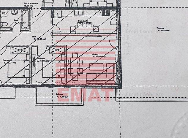 Inchiriere apartament 4 camere de luxi, zona Cartier Albert, MRS Residance 67 - imaginea 1