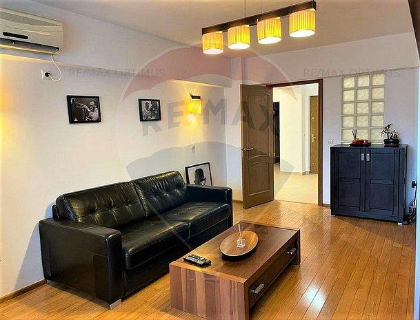 Apartament 3 camere de inchiriat Piata Unirii fara probleme apa calda - imaginea 1