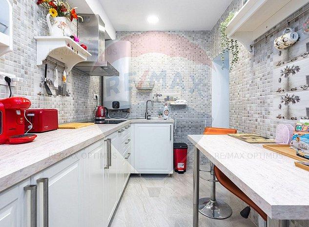 Apartament cochet 2 camere bloc tip vila zona Primaverii - imaginea 1