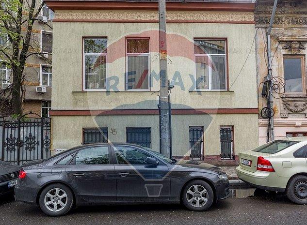 Casa Eminescu Dacia pretabila spatiu comercial/ rezidenta - imaginea 1
