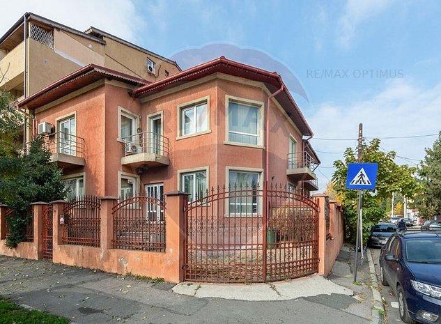 Imobil mixt spatiu comercial /birou/rezidenta 250 mp stradal Damaroaia - imaginea 1