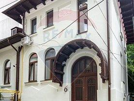 Casa de închiriat 11 camere, în Bucureşti, zona Cişmigiu
