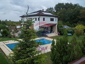 Casa de vânzare 8 camere, în Bucureşti, zona Străuleşti