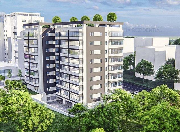 apartament 1 camera ideal investitie SEMICENTRAL 47.700euro - imaginea 1