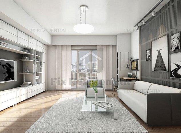 Mini Penthouse - Tatarasi - langa bulevard - finalizat - 127.816euro - imaginea 1