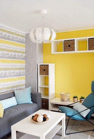 #disponibil# COPOU - 3 minute de LICEUL SPORTIV - Apartament 1 camera - imaginea 1
