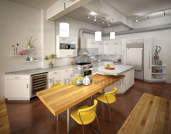 # Apartament 1 camera Centru - Palas Mall - 32.10 mp - imaginea 1