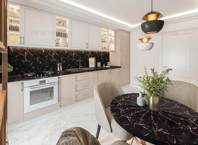 2 camere - Nicolina-Poitiers - complex Rezidential Luxury - imaginea 1