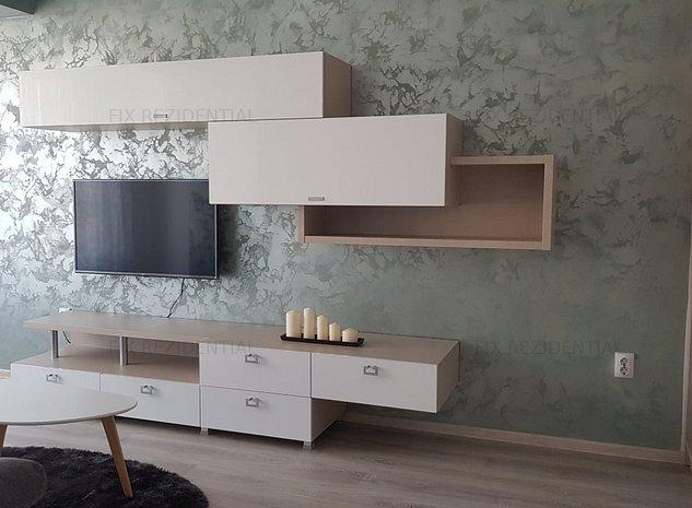 #Apartament finalizat - Nicolina - bulevard - mobilat si utilat premium - imaginea 1