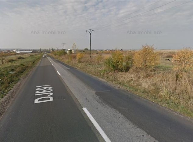 Teren Giarmata Dj691-Autostrada A1 Comision 0% - imaginea 1