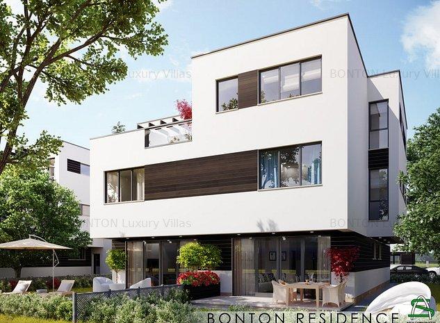 Bonton Villas, Dezvoltator, Pret Special Noiembrie, Vile Luxury 6/7 Camere - imaginea 1