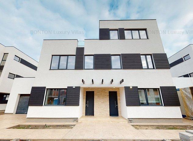 Bonton Villas, Dezvoltator, Pret Special Februarie, Vile Luxury 6/7 Camere - imaginea 1