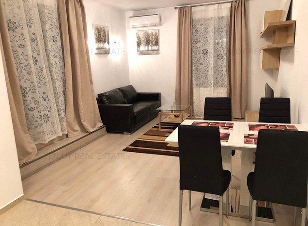 Apartament Penthouse 2 camere de vanzare Complex Rose Garden - imaginea 1
