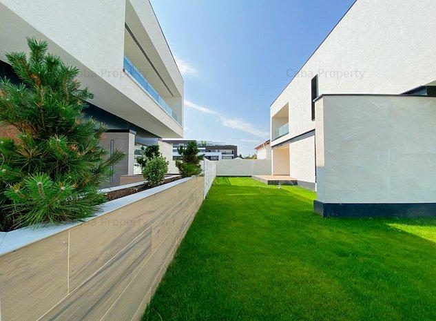 Vila exclusivista cu design minimalist, in Iancu Nicolae (Pipera) - imaginea 1