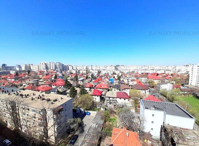 Apartament unic in zona 3 camere 80mp cu vedere Rond Baba Novac - imaginea 1