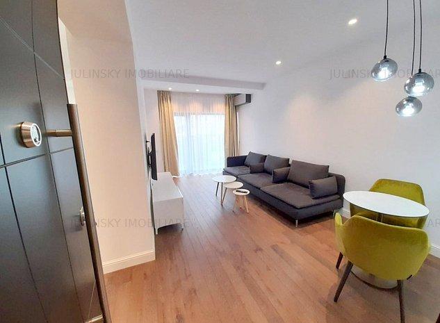 Inchiriere apartament 2 camere, bloc nou 2020. Piata Victoriei. Parcul Kisselef. - imaginea 1