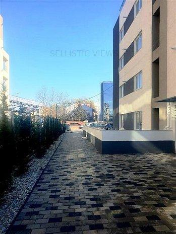 Garsoniera cu loc de parcare subteran, bloc nou, Iancu Nicolae, Pipera - imaginea 1