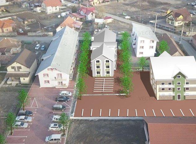 Apartamente cu 1, 2 şi 3 camere în Giarmata-Vii, de la 890 euro/mp comision 0% - imaginea 1