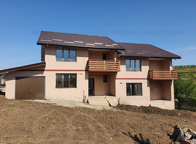 De vanzare, Casa construcții noi,tip duplex zona Tomesti- Deal - imaginea 1