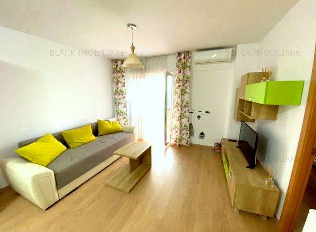 Apartament 2 camere, mobilat modern, parcare, Complex Viva City - imaginea 1