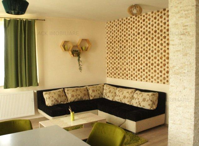 Apartament 3 camere, 75 mp, parcare, modern, zona Eugen Ionesco - imaginea 1