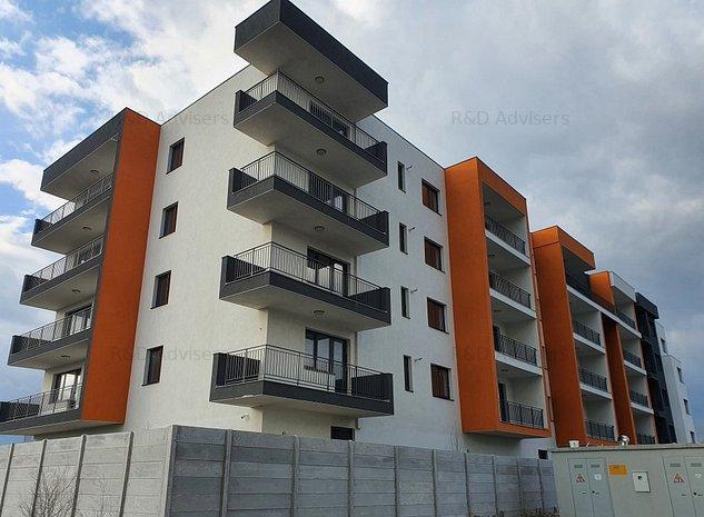 PROMOTIE!!! 5% DISCOUNT Apartament 3 camere - Bloc Finalizat - Direct DezV - imaginea 1