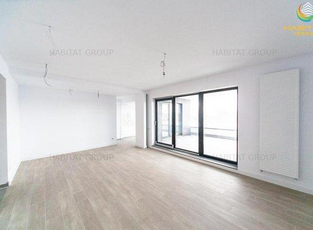 Apartament 4 camere, B-dul C-tin Brancoveanu - Dezvoltator/Comision0% - imaginea 1