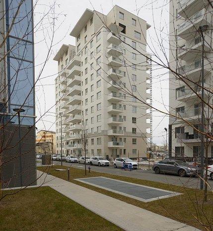 Apartament 2 camere cu vedere pe colt - Luxuria Residence - imaginea 1
