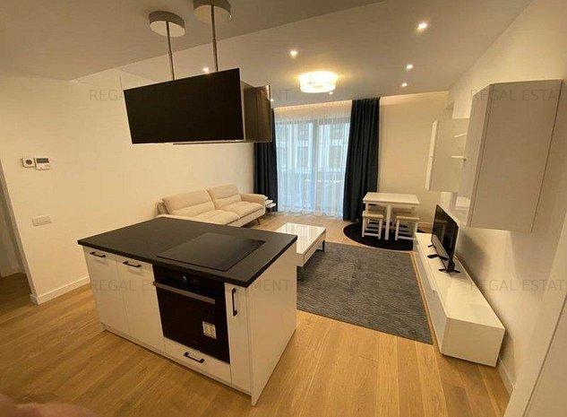 Apartament Impecabil 2 camere | Lux | Parcare Subteran | One Herastrau - imaginea 1