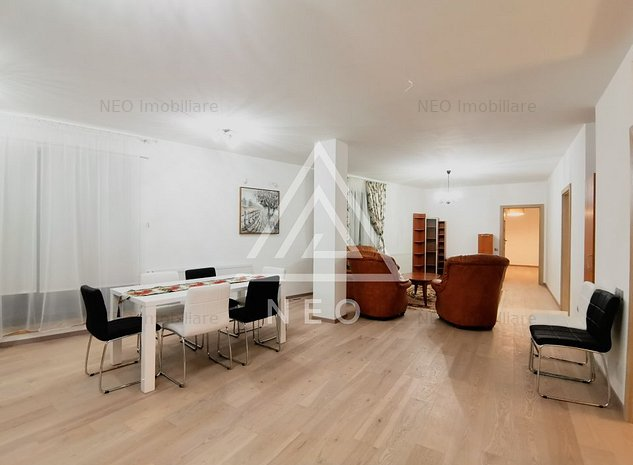Apartament NOU de 120 mp intr-o curte privata din Buna ziua ! - imaginea 1