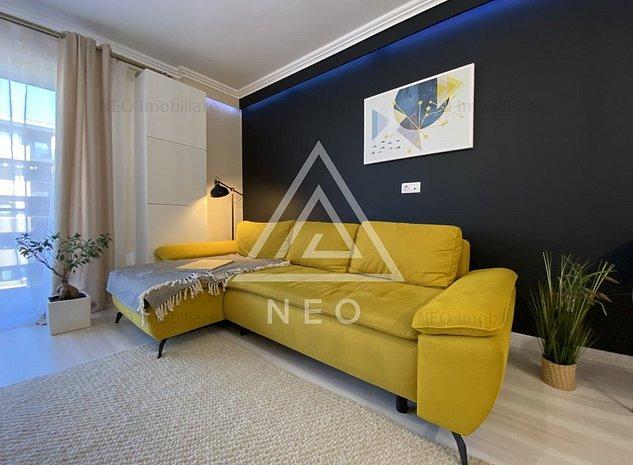 Apartament 2 camere in Grand Park Residence, zona Baza Sportiva Gheorgheni-Sopor - imaginea 1