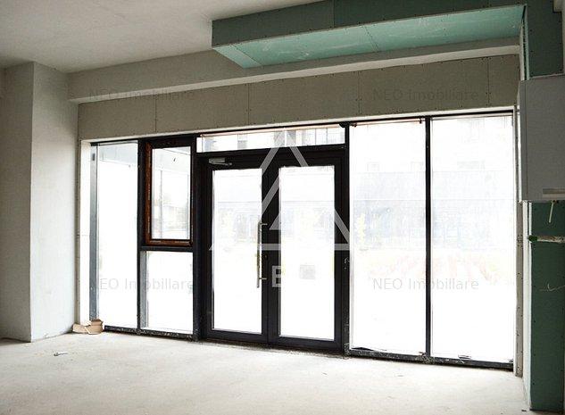 Spatiu comercial / de birouri intr-o zona in plina dezvoltare a Marastiului ! - imaginea 1