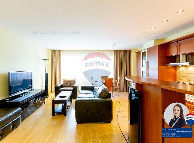 Apartament cu 3 camere de vanzare in zona Centrala - imaginea 1