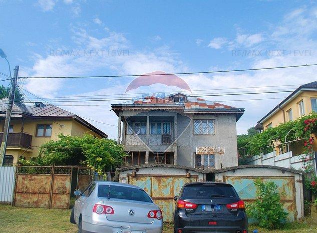 Casa / Vila cu 6 camere de vanzare in Valea Mica, Bacau - imaginea 1