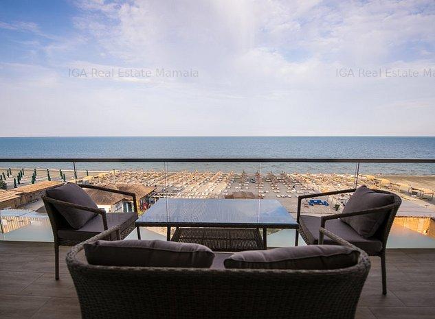 Comision 0% | Apartament cu priveliste frontala la mare in cladire premium - imaginea 1