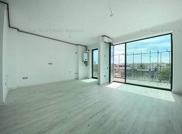 Comision 0%- Studio cu terasa generoasa in cladire unica in centrul orasului - imaginea 1