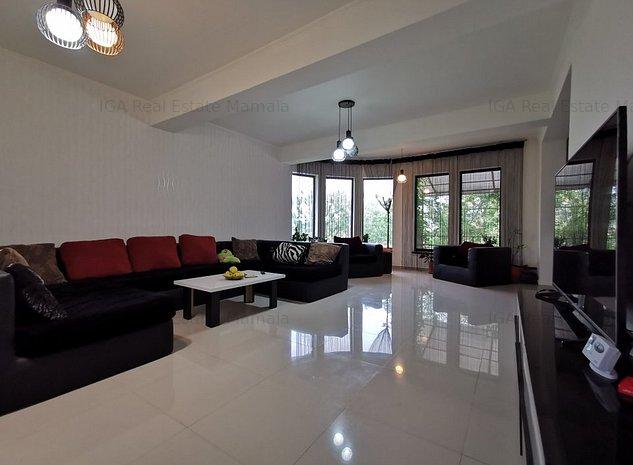 Casa moderna cu spatiu verde amenajat-Zona Carrfour-Comision 0% - imaginea 1