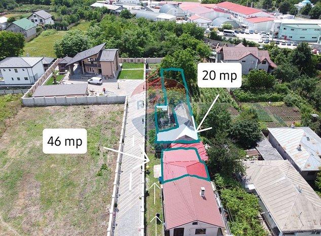 Rate/Schimb Casa 40 mp + 440 mp teren, Bucegi - imaginea 1