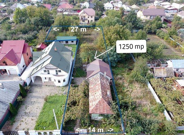 Casa + 1250 mp Bacau, Zona Bucegi - imaginea 1