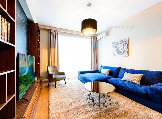 3 camere | NOU | Luxuria Residence | Loc parcare | Proprietar - imaginea 1
