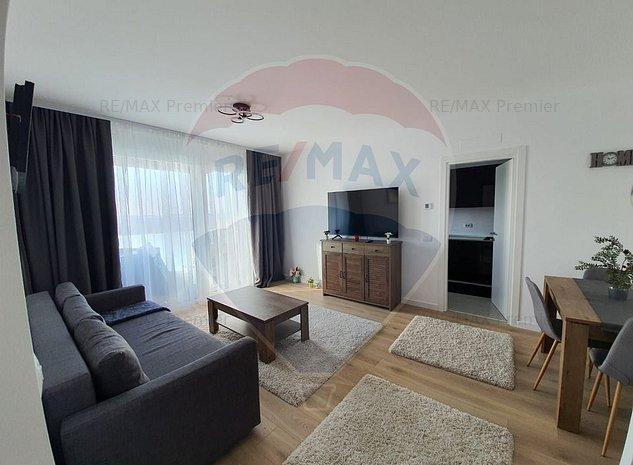 Apartament cu 2 camere de inchiriat in zona Bucurestii Noi - imaginea 1